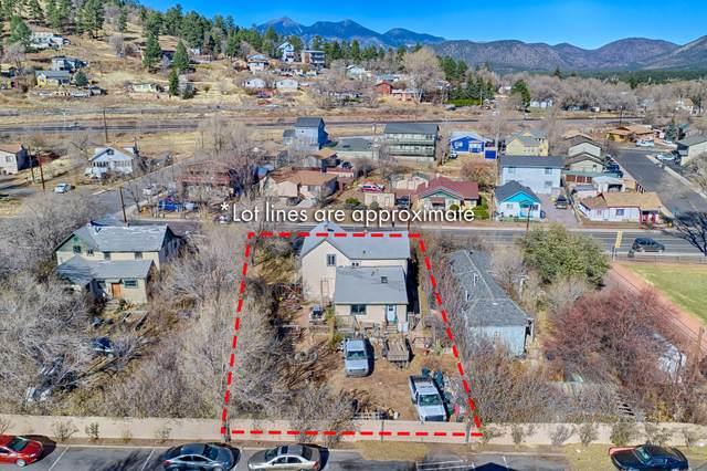 813 W Clay Avenue, Flagstaff, AZ 86001 (MLS #183877) :: Maison DeBlanc Real Estate