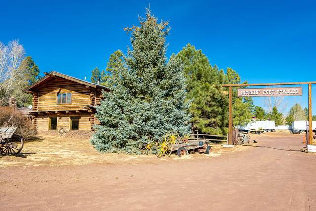 4848 Lake Mary Road, Flagstaff, AZ 86005 (MLS #183897) :: Flagstaff Real Estate Professionals