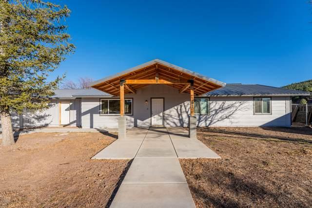 700 Quarter Horse Road, Williams, AZ 86046 (MLS #183924) :: Keller Williams Arizona Living Realty