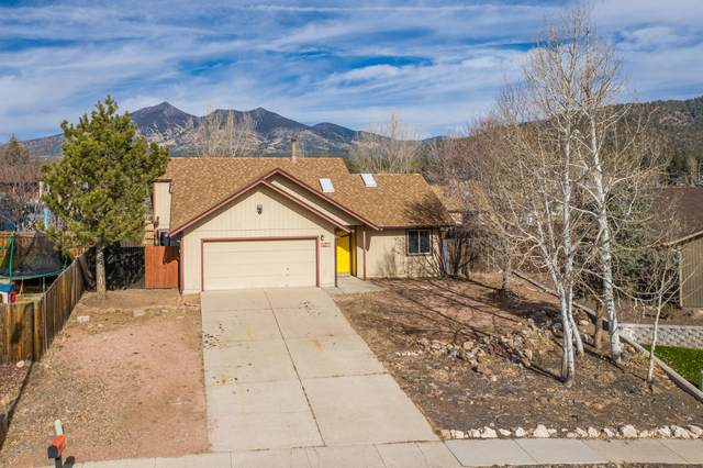 3160 Sheila Drive, Flagstaff, AZ 86001 (MLS #183965) :: Keller Williams Arizona Living Realty
