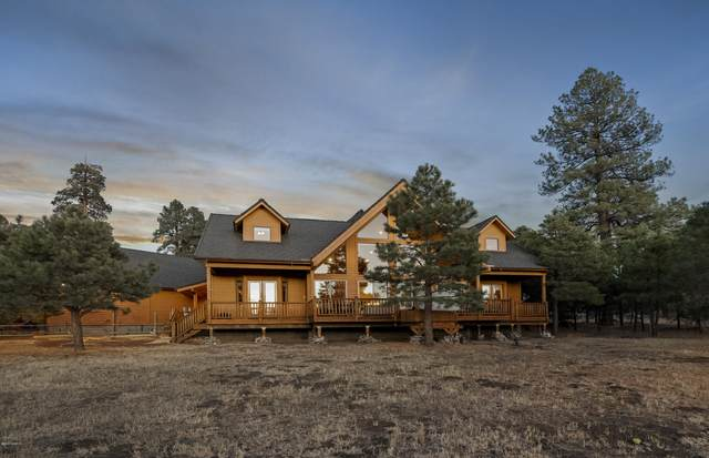 2578 Old Munds Hwy, Flagstaff, AZ 86005 (MLS #183971) :: Keller Williams Arizona Living Realty