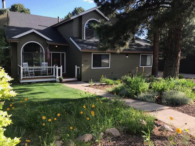 2299 Forest Heights Drive, Flagstaff, AZ 86004 (MLS #183972) :: Keller Williams Arizona Living Realty