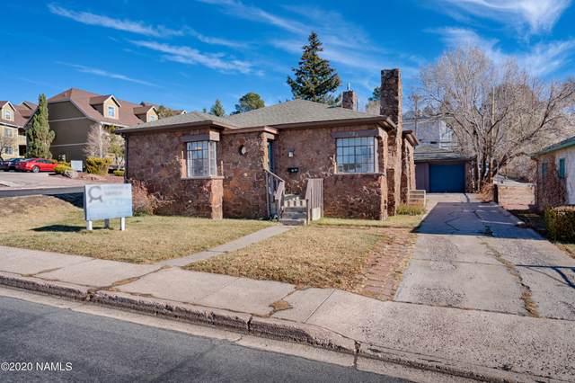 922 Beaver Street, Flagstaff, AZ 86001 (MLS #184068) :: Maison DeBlanc Real Estate