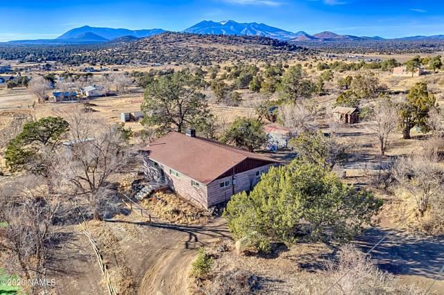 5400 Darling Road, Flagstaff, AZ 86004 (MLS #184131) :: Keller Williams Arizona Living Realty