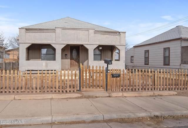 118 Fourth Street, Winslow, AZ 86047 (MLS #184173) :: Keller Williams Arizona Living Realty