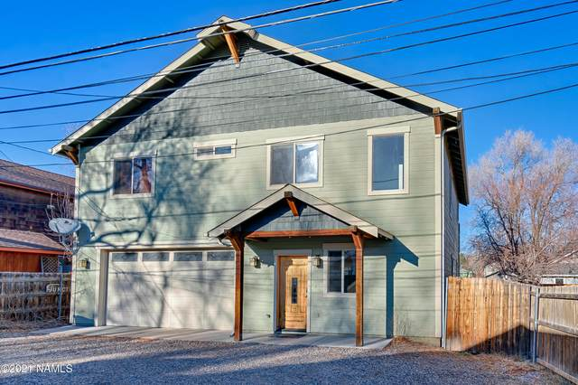 713 W Birch Avenue 1&2, Flagstaff, AZ 86001 (MLS #184215) :: Maison DeBlanc Real Estate