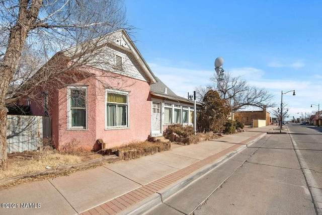 118 W Third Street, Winslow, AZ 86047 (MLS #184256) :: Keller Williams Arizona Living Realty