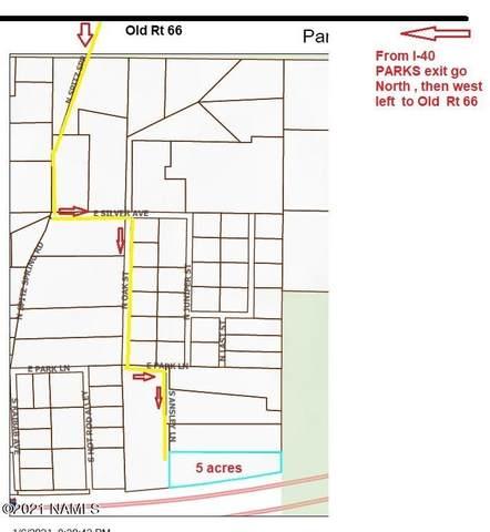 161 S Ansley Lane, Parks, AZ 86018 (MLS #184273) :: Keller Williams Arizona Living Realty