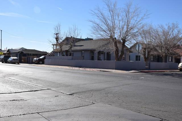 401 W Maple Street, Winslow, AZ 86047 (MLS #184327) :: Keller Williams Arizona Living Realty