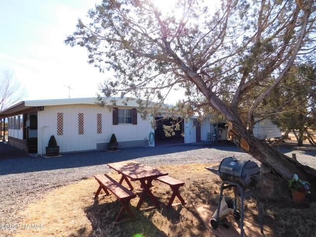 1448 Canyon Road, Ash Fork, AZ 86320 (MLS #184333) :: Maison DeBlanc Real Estate