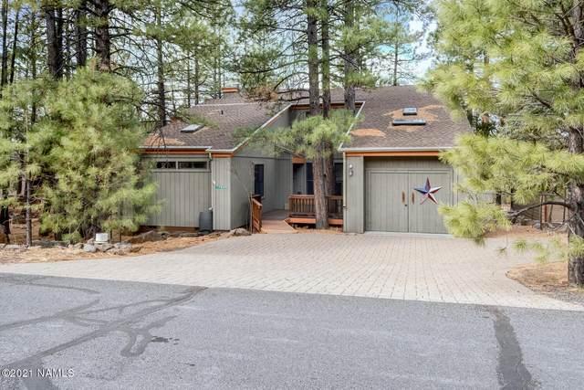 17650 Stallion Drive, Munds Park, AZ 86017 (MLS #184343) :: Keller Williams Arizona Living Realty