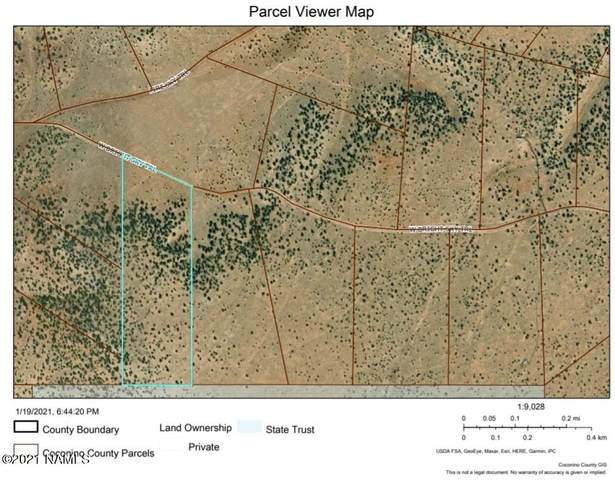 8744 W Bright Sky Trail #994, Williams, AZ 86046 (MLS #184344) :: Keller Williams Arizona Living Realty