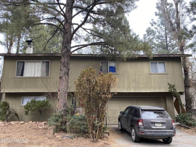 792 Canyon Terrace Drive, Flagstaff, AZ 86001 (MLS #184356) :: Maison DeBlanc Real Estate