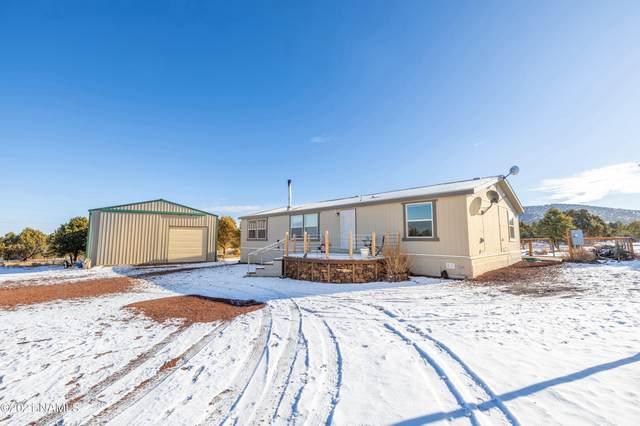 7697 Ponderosa Avenue, Williams, AZ 86046 (MLS #184357) :: Maison DeBlanc Real Estate