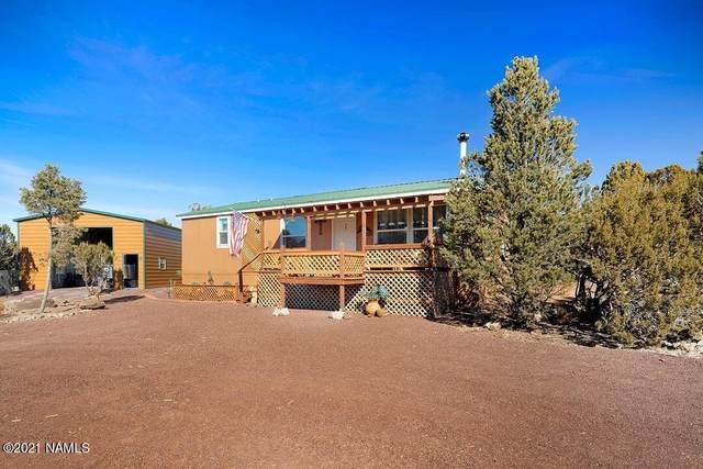 2029 Starry Night Way, Williams, AZ 86046 (MLS #184361) :: Maison DeBlanc Real Estate