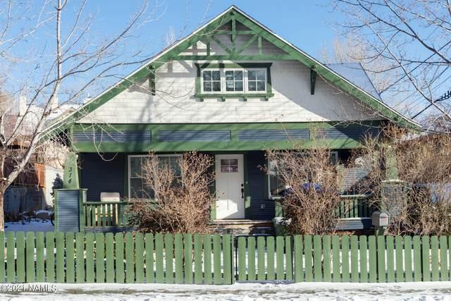 314 N Beaver Street, Flagstaff, AZ 86001 (MLS #184409) :: Flagstaff Real Estate Professionals