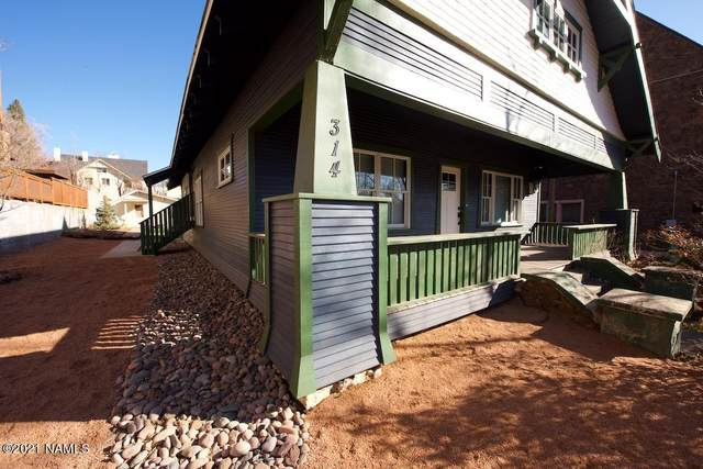 314 Beaver Street, Flagstaff, AZ 86001 (MLS #184416) :: Flagstaff Real Estate Professionals