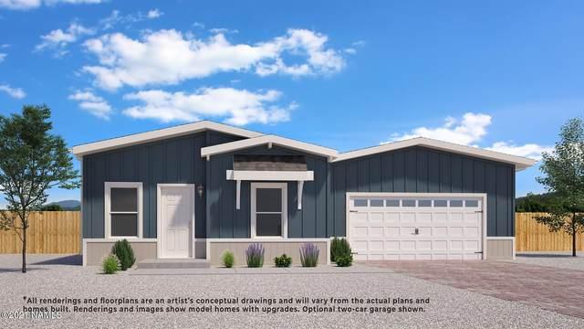 249 Pinecrest Trail, Williams, AZ 86046 (MLS #184546) :: Keller Williams Arizona Living Realty