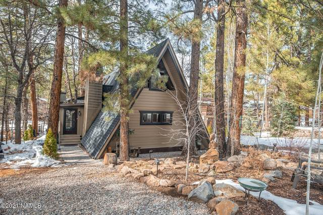 17310 Mescalero Drive, Munds Park, AZ 86017 (MLS #184551) :: Maison DeBlanc Real Estate