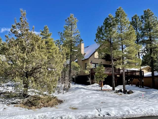 17625 Mustang Road, Munds Park, AZ 86017 (MLS #184602) :: Maison DeBlanc Real Estate