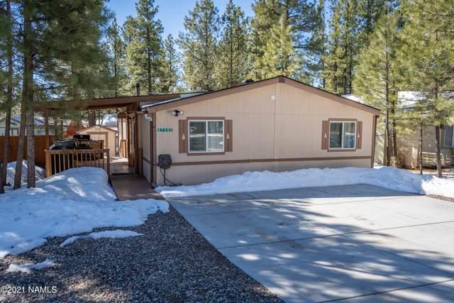 17010 Sequoia Drive, Munds Park, AZ 86017 (MLS #184645) :: Keller Williams Arizona Living Realty