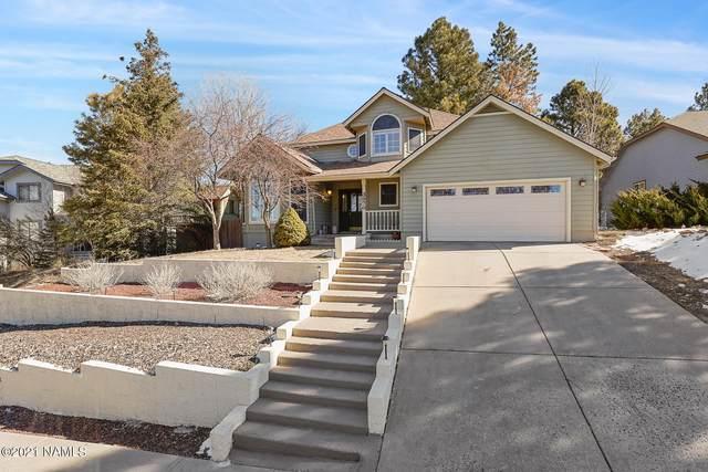 3970 Kokopelli Lane, Flagstaff, AZ 86004 (MLS #184647) :: Keller Williams Arizona Living Realty
