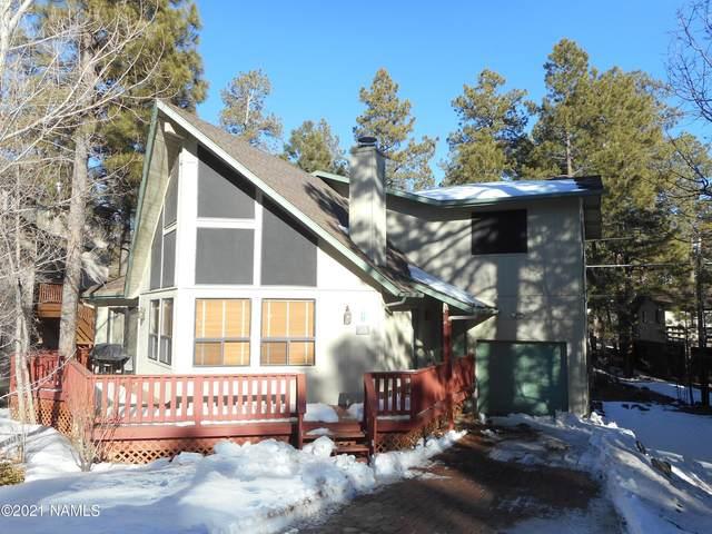 345 Sandia Circle, Munds Park, AZ 86017 (MLS #184651) :: Maison DeBlanc Real Estate