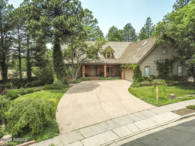 3529 Eiger Mountain Road, Flagstaff, AZ 86004 (MLS #184675) :: Maison DeBlanc Real Estate
