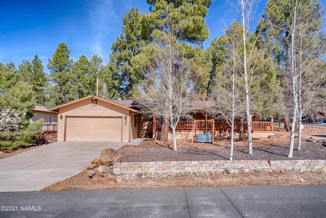 17280 Creekside Place, Munds Park, AZ 86017 (MLS #184676) :: Maison DeBlanc Real Estate
