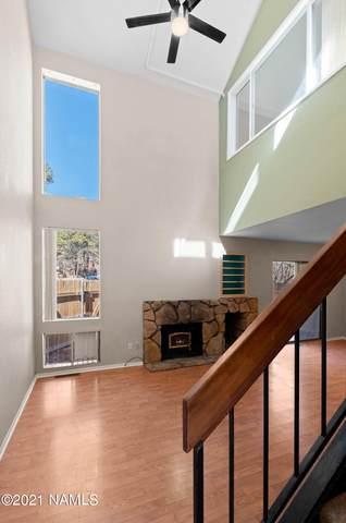 3850 Fanning Drive F1, Flagstaff, AZ 86004 (MLS #184683) :: Maison DeBlanc Real Estate