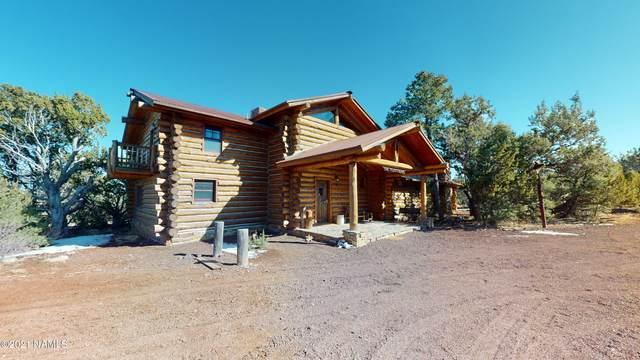 189 Eagle Nest Road, Williams, AZ 86046 (MLS #184796) :: Keller Williams Arizona Living Realty