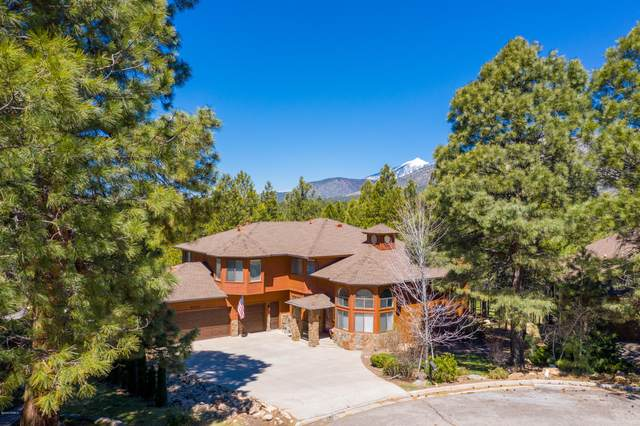 4501 Doral Way, Flagstaff, AZ 86004 (MLS #184959) :: Keller Williams Arizona Living Realty