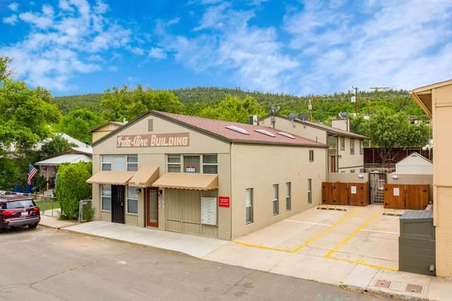 118 E Grant Avenue, Williams, AZ 86046 (MLS #185124) :: Flagstaff Real Estate Professionals