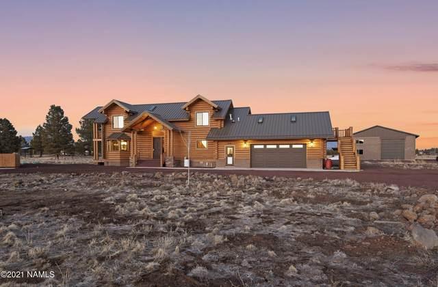 14888 Bird Song Way, Parks, AZ 86018 (MLS #185141) :: Keller Williams Arizona Living Realty
