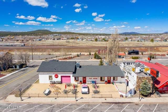 417 E Rte 66, Williams, AZ 86046 (MLS #185144) :: Flagstaff Real Estate Professionals