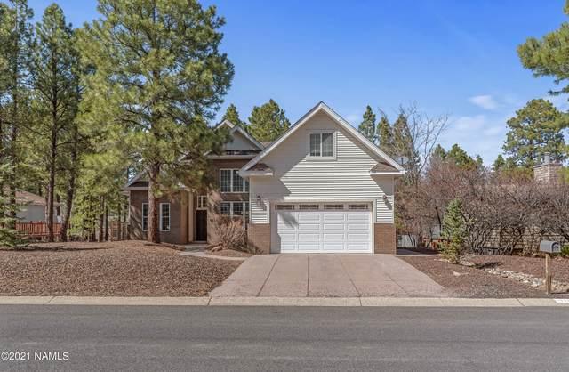 5110 Mount Pleasant Drive, Flagstaff, AZ 86004 (MLS #185191) :: Keller Williams Arizona Living Realty