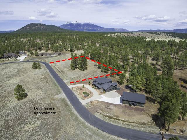 4565 N Brackin Ranch Road E, Flagstaff, AZ 86001 (MLS #185217) :: Keller Williams Arizona Living Realty