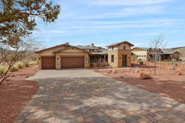 72 Lagos Court Lot 25, Sedona, AZ 86336 (MLS #185286) :: Keller Williams Arizona Living Realty
