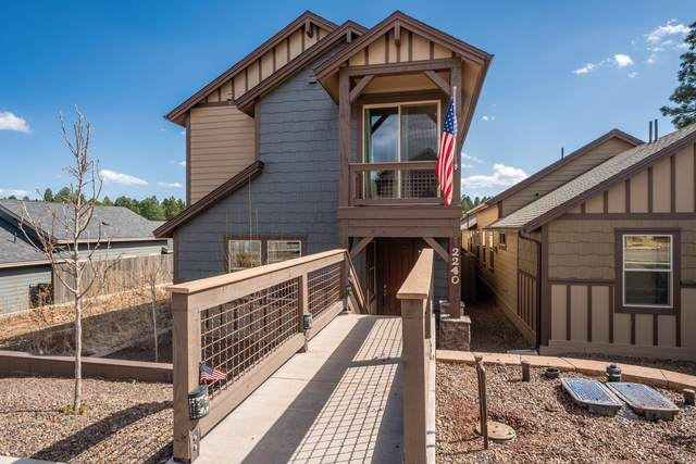 2240 Mission Timber Circle, Flagstaff, AZ 86001 (MLS #185305) :: Flagstaff Real Estate Professionals