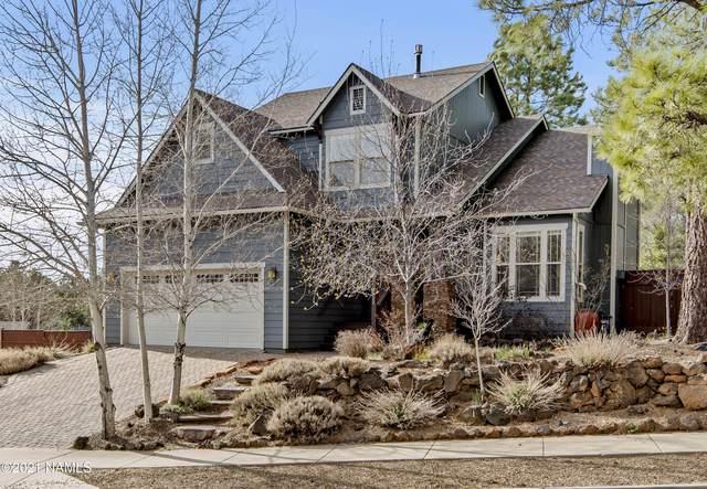 86 Badger Creek Trail, Flagstaff, AZ 86005 (MLS #185311) :: Maison DeBlanc Real Estate