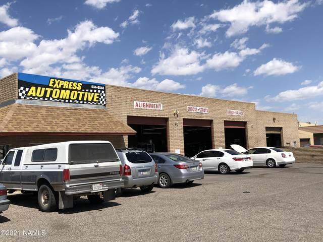 642 E State Route 89A, Cottonwood, AZ 86326 (MLS #185323) :: Keller Williams Arizona Living Realty