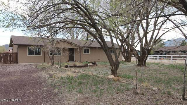 7672 Saturn Drive, Flagstaff, AZ 86004 (MLS #185328) :: Keller Williams Arizona Living Realty
