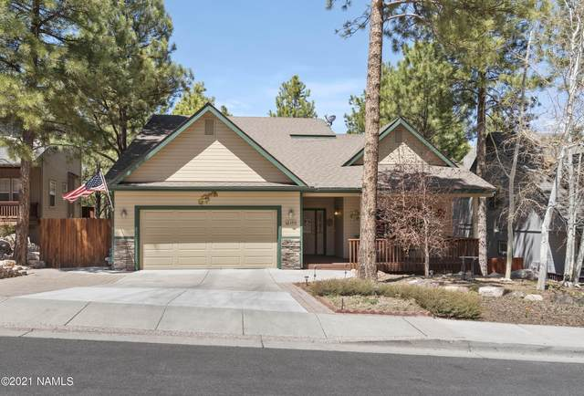 496 Old Territory Trail, Flagstaff, AZ 86005 (MLS #185336) :: Flagstaff Real Estate Professionals