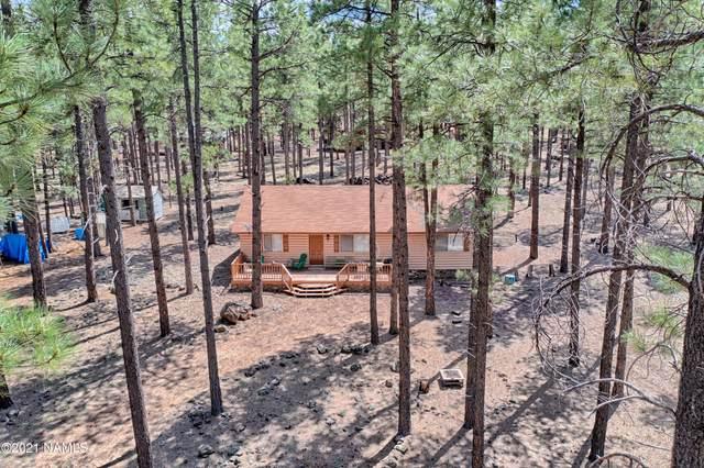 7706 Jolly Rogue Lane, Williams, AZ 86046 (MLS #185338) :: Flagstaff Real Estate Professionals