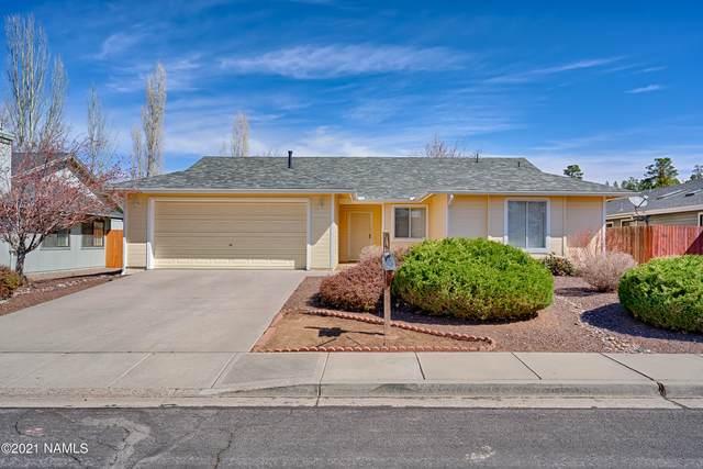 6886 Eagle Crest Drive, Flagstaff, AZ 86004 (MLS #185341) :: Flagstaff Real Estate Professionals