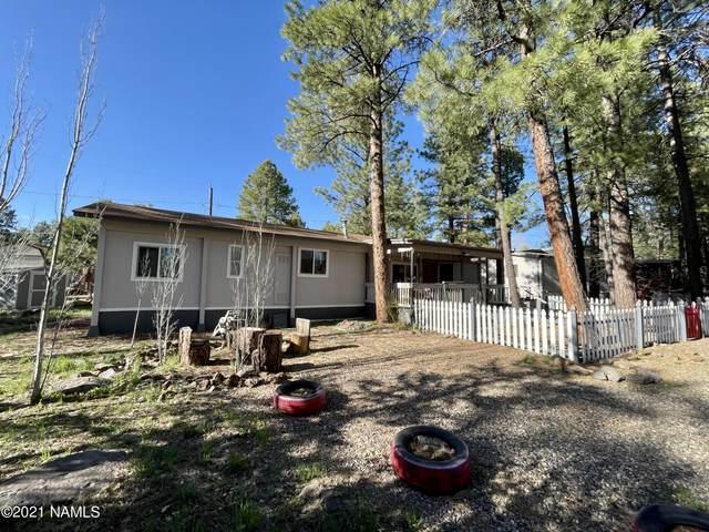 17180 Acoma Place, Munds Park, AZ 86017 (MLS #185365) :: Flagstaff Real Estate Professionals