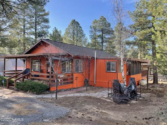 735 Cedar Wood Drive, Munds Park, AZ 86017 (MLS #185378) :: Flagstaff Real Estate Professionals