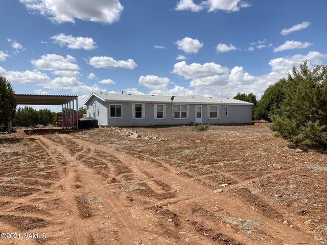504 Westwood Ranches, Seligman, AZ 86337 (MLS #185418) :: Keller Williams Arizona Living Realty