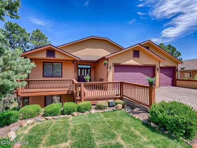 4241 Broken Rock Loop, Flagstaff, AZ 86004 (MLS #185490) :: Keller Williams Arizona Living Realty