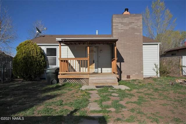 706 1 Street, Williams, AZ 86046 (MLS #185567) :: Maison DeBlanc Real Estate